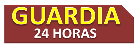Turno de 24 horas a partir de las 9:00am